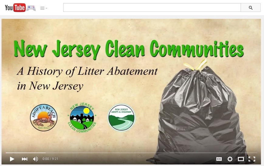 NJ Clean Communities | Non-Profit Organization