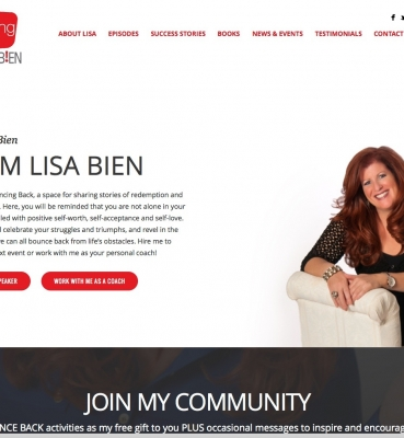 Bouncing Back with Lisa B!en