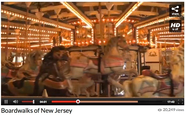 History of NJ Boardwalks