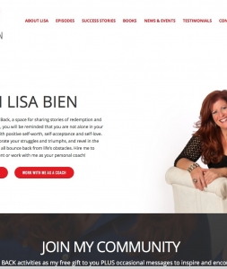Bouncing Back with Lisa B!en