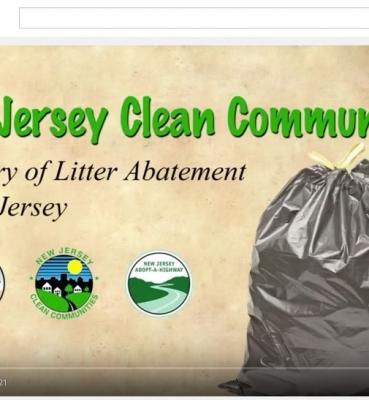 NJ Clean Communities   Non-Profit Organization